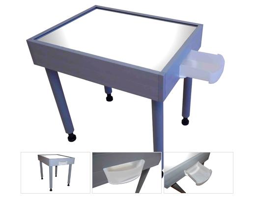 Световой стол для рисования песком своими руками фото фото 805