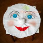 Рисуем красками лицо