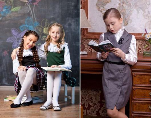 В Японии школьная форма неожиданно стала эталоном подростковой моды. Теперь девочки вне стен школы носят то, что напоминает привычную форму японских